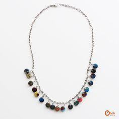 Ohoh Blog - diy and crafts: DIY necklace