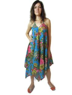 Hospital Gown Baby Shower Cotton Bridesmaids Dress   by Labhanshi, $29.99