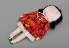 Handmade Soft Doll  tilde