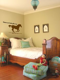 Horse decal-horse sticker-quote-horse wall decor-20 X 38 inches via Etsy