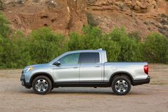 The 2017 Honda Ridgeline Debuts at the 2016 North American International Auto Show.