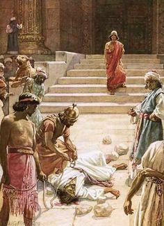 De moord op de hogepriester Zacharias