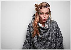 "Woll Mantel ""ArmaniWool-Claok"" // wool coat by [iksi:] XXII Streetwear via DaWanda.com"