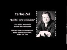 Carlos Zel - Quando o peito tem saudade Youtube, Movie Posters, Guitar, Lyrics, Musica, Note, Film Poster, Popcorn Posters, Film Posters