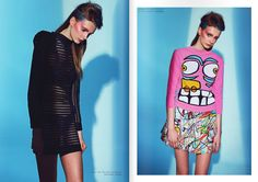 Amber @ BOSS models  bossmodelmanagement.co.uk Interior Stylist, Fashion Stylist, Georgian, Color Blocking, Amber, Boss, Stylists, Editorial, Dresses For Work
