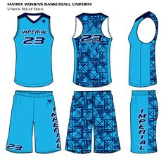 1f2dba7bee4 Matrix Women's Sublimated Basketball Uniforms are lightweight and custom  Basketball Uniforms your players will dominate in!