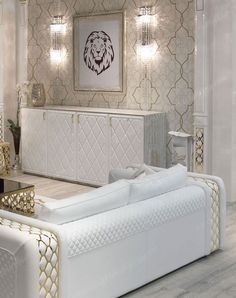 European Living Room - Infinity | Luxury Furniture & Lighting