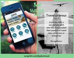 Run your travel business straight from your smart phone!