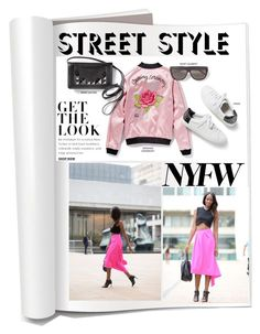"""""""Untitled #812"""" by tattooedmum ❤ liked on Polyvore featuring NYFW and streetfashion"""