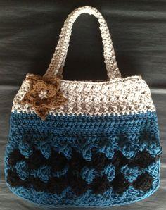 crochet bag / gehaakte handtas