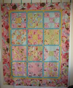 Beginner's Quit-Along - quilt top assembly tutorial     http://quiltinggallery.com/2012/09/13/beginners-qal-quilt-top-assembly/