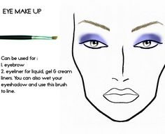 BlushBerry: Basic MakeUp Set - How to use your brushes etc.