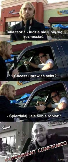 Eksperyment Best Memes, Funny Memes, Hilarious, Polish Memes, Your Man, Best Funny Pictures, Laughter, Fandoms, Lol