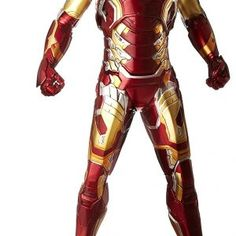Iron Man Statue -  First, this is a beautiful statue and a true fan needs this in their collection. Second, Iron Man is one of the dopest Superheros out there. Lastly, grab it up or spread the love and give someone a great gift.