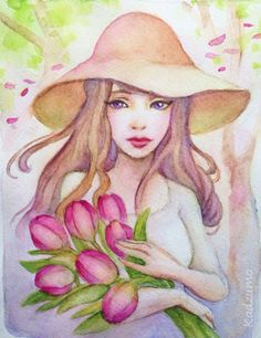 Spring by Kadzumo on DeviantArt