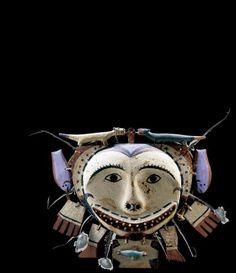 Inuit Dance Mask, Alaska