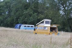 The Sunnyfield Campsite in Kent is a tents and campervans only campsite for lovers of real camping and their families. Our meadow camping pitches are large and spacious and come with their own camp fire pit. Campsite, Car, Beautiful, London, Camping, Automobile, Autos, Cars