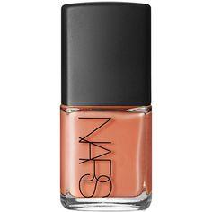 NARS Nail Polish, Wind Dancer 1 ea (€18) ❤ liked on Polyvore featuring beauty products, nail care, nail polish, nails and nars cosmetics