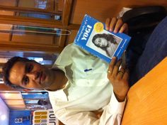 Aalok Pandey Mumbai, at Alok Kejriwals' office.