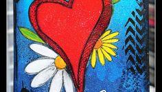 Mixed Media Monday 2/9/15 - Love