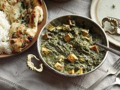 Creamy Vegan Saag Paneer (With Tofu) Recipe