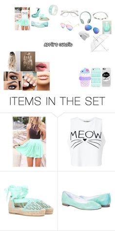 """""""April's Outfit"""" by amber-oc on Polyvore featuring art"""