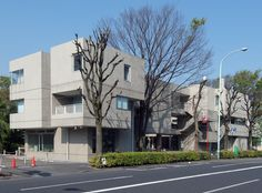 Fumihiko Maki - Hillside Terrace (1969– in Tokyo)