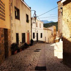 Un paseo por la calles de #alfaradecarles disfrutando de los últimos días del mes de Agosto. #turismorural #viviendaturistica#baixebre#tarragona#catalunya#senderismo#parcnaturaldesports