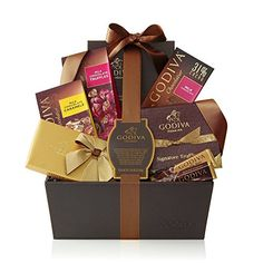 Godiva+Chocolatier+Pure+Bliss+Gift+Basket