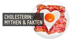 Gutes Cholesterin oder böses Cholesterin? ⁕ Mit welchen Lebensmitteln kann man das Cholesterin senken? ⁕ Ist zu viel Fett wirklich Schuld? Die Antworten...