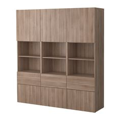 BESTÅ Opbergcombi met deuren/lades IKEA
