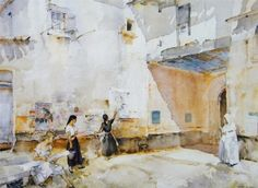 Image result for William Russell Flint