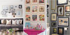 20 imágenes que van a conseguir que cambies por completo las paredes de tu casa.