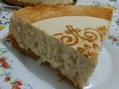 Porción Tarta de Arroz con Leche