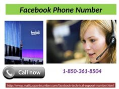 How to save posts via dialing Facebook Phone Number 1-850-361-8504?