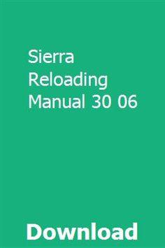 10 Best Reloading manual images in 2017 | Reloading manual