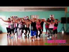 PURA VIDA Don Omar CON ZIN ZUMBA GIO ITALIA - YouTube