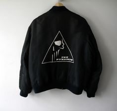 raf simons pyramid bomber 1 Third Looks Feature: The Best Mens MA 1s
