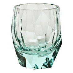 Moser glass cubism