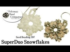 ▶ How to make SuperDuo Snowflakes - YouTube