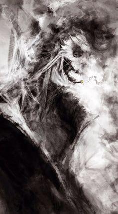 Stephen gammell and other creepy artwork. Arte Horror, Horror Art, Fantasy Paintings, Fantasy Art, Danse Macabre, Macabre Art, Blood Art, Afraid Of The Dark, Creepy Art