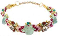 Handmade macrame bracelet ★ Bali ★