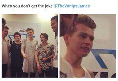 When you don't get the joke, hahahaha