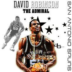 David Robinson graphics by justcreate Sports Edits