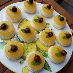 Limonlu irmikler