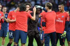Transféré à la Juventus après 295 matches joués pour le PSG, Blaise Matuidi a eu droit à un bel adieu de la part du Parc des Princes ce dimanche avant le match contre Toulouse..