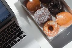 What could possibly be a better combo than doughnuts and coding? One of our alumni Tom swung by and brought us some #KrispyKreme Doughnuts. Thanks! #CodeCoreLife #NomNom . . . . . . . . #Vancouver #vancity #gastown #mygastown #yvr #education #bootcamp #coding #webdev #dev #webdevelopment #bctech #lovebctech #techvancouver #techvibes #student #studentlife #software #devops #projects #projectmanagement #agile #doughnuts #coffee #nom #gastropostvan by codecoreyvr