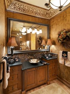 Traditional Powder Room Design Pictures Remodel Decor And Ideas Page 6