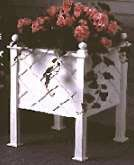 Stately Planter : Large-format Paper Woodworking Plan from WOOD Magazine Woodworking Bar Clamps, Woodworking Jig Plans, Woodworking Tools For Sale, Woodworking Shop Layout, Woodworking Logo, Woodworking Books, Woodworking Projects, Workbench Plans, Woodworking In An Apartment