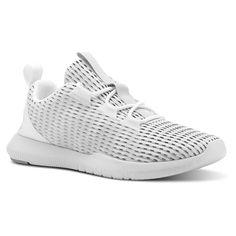 7148db64f7f Reebok Women s Reago Pulse in White   Grey   Porcelain   Tan Size 11 -  Training Shoes